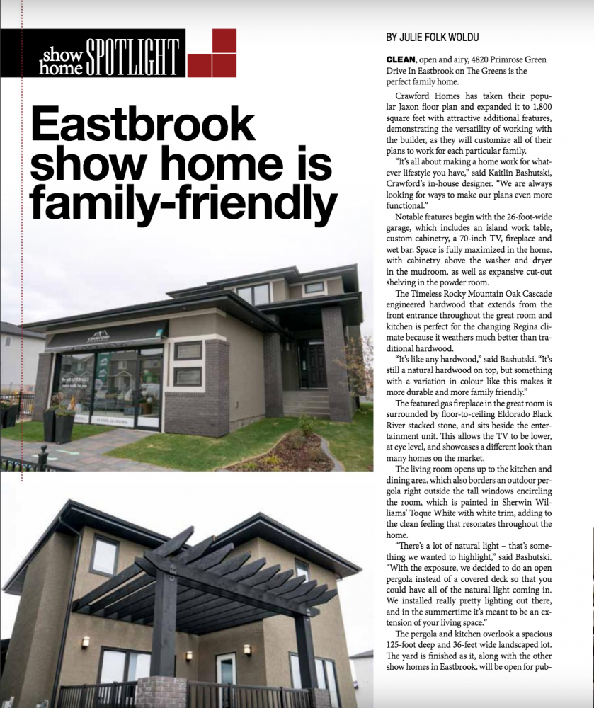 Spring 2018 You're Home Show Home Feature!