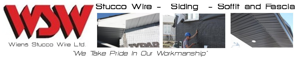 WIENS STUCCO WIRE LTD