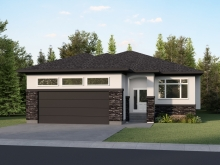 Under Construction: 413 Plains Court, The Plains of Pilot Butte