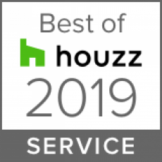 Best of Houzz Service Award for 2019!