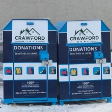 Crawford Homes and Diabetes Canada are working together to make a difference in the health of 11 million Canadians. Please visit our donation bins at 5501 Gilbert Crescent, right across from Norseman Park in Harbour Landing! #diabetescanada #yqr #harbourl